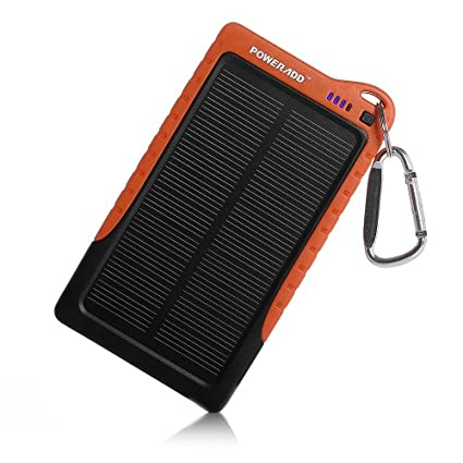 PowerAdd Apollo 7200 mAh Solar Power Bank