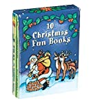 10 Christmas Fun Books (0486402533) by Dover