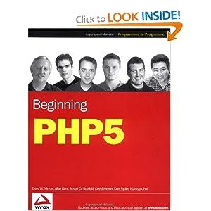 Beginning PHP5 Dan Squier, Allan Kent and Steven Nowicki