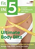 Fit in 5: Ultimate Body Blitz [DVD] [Import]