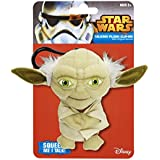 Underground Toys Star Wars The Clone Wars 4 inch Talking Plush Clipon Yoda