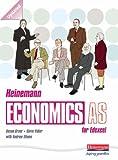 Heinemann Economics AS for Edexcel (0435330772) by Grant, Susan