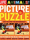 img - for Life: Picture Puzzle Animals book / textbook / text book