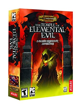 Temple of Elemental Evil: A Classic Greyhawk Adventure