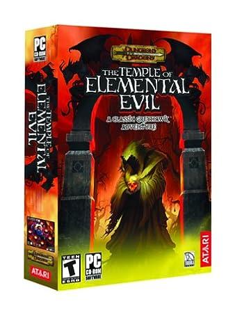 Temple of Elemental Evil: A Classic Greyhawk Adventure