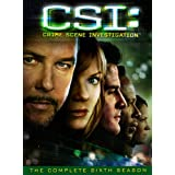 CSI: Crime Scene Investigation: Season 6 ~ William Petersen