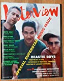 Interview Magazine THE BEASTIE BOYS Adam MCA Yauch LEE PACE Thomas Tom Jane BRODY DALLE August 2004