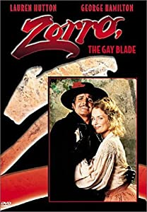 """Zorro, The Gay Blade (Widescreen)"""