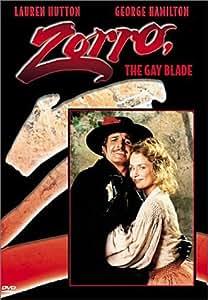 """""""Zorro, The Gay Blade (Widescreen)"""""""