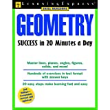 Geometry Success in 20 Minutes a Day ~ LearningExpress Editors