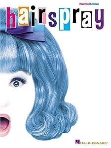 """Cover of """"Hairspray: Piano/Vocal Selectio..."""