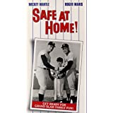 Safe at Home [VHS] ~ Mickey Mantle