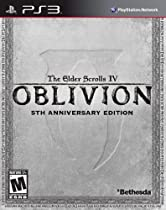 Oblivion 5th Anniversary Edition