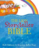 Bob Hartman The Lion Storyteller Bible with CD by Bob Hartman ( 2013 ) Hardcover