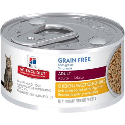 Hill's Science Diet Adult Grain Free Chicken Entrée