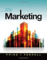 Marketing 2016, 18th Edition Front Cover