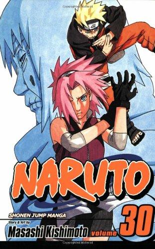 NARUTO -ナルト- コミック30巻 (英語版)