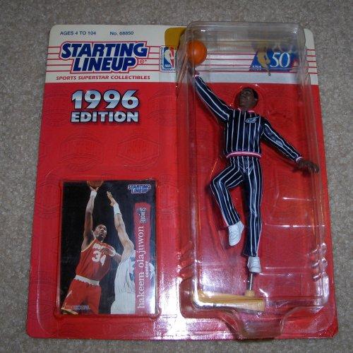 1996 Hakeem Olajuwon NBA Starting Lineup