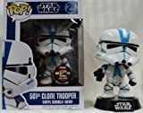 Funko Pop Star Wars 501st Clone Trooper Vinyl Bobblehead Figure 2012 Comic Con Exclusive
