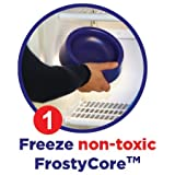 FrostyBowlz 28-Ounce Chilled Dog and Cat Bowl