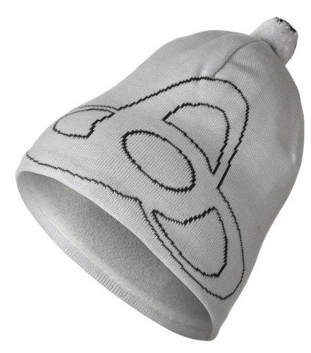 Odlo Mütze Logo Warm, snow white - castlerock, One Size, 772170