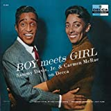 Boy Meets Girl: Sammy Davis, Jr. & Carmen McRae on Decca