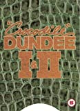 Crocodile Dundee 1 & 2 [DVD] [1986]