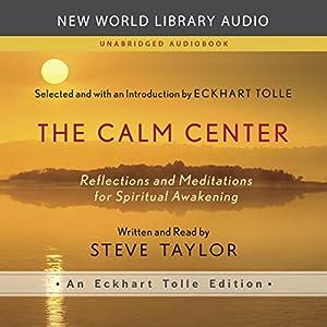 The Calm Center Audiobook