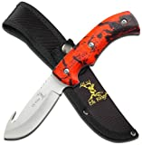 Elk Ridge ER-274RC Fixed Blade Knife 8.75-Inch Overall