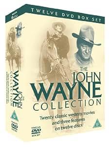 The John Wayne Collection - 12 DVD Set [2007]