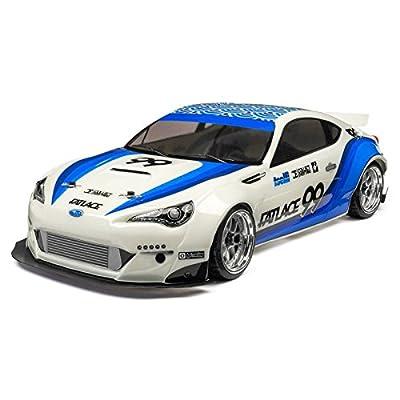 HPI Racing 114356 RS4 Sport 3 Drift RTR with Subaru BRZ Body Vehicle