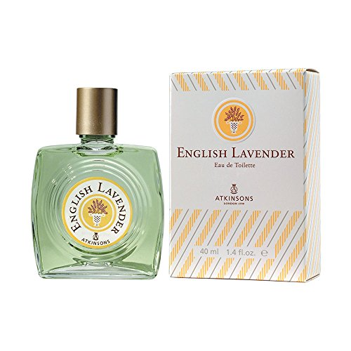 English Lavander Eau de Toilette Donna 40 ml