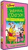 echange, troc Winnie l'Ourson : L'Apprentissage de la vie [VHS]