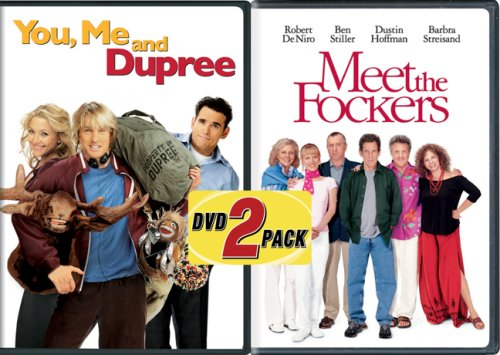Cover art for  YOU, ME AND DUPREE/MEET THE FOCKERS (