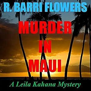 Murder in Maui (A Leila Kahana Mystery) Audiobook