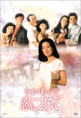 金曜日の妻たちへIII 恋におちて DVD-BOX