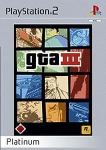 Grand Theft Auto III [Platinum]