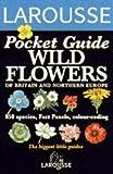 Wild Flowers (Larousse Field Guides)