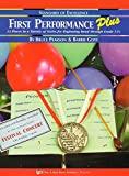 img - for W53TP - Standard of Excellence - First Performance Plus - 1st/2nd Trumpet/Cornet book / textbook / text book