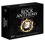 Various Greatest Ever Rock Anthems