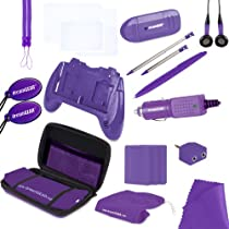 Hot Sale Nintendo 3DS 20 in 1 Essentials - Purple
