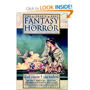 The Year's Best Fantasy and Horror Seventh Annual Collection by