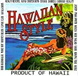Various Artists - Hawaiian Style Music