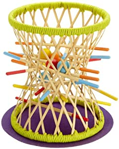 Pallina Bamboo Sticks and Balls Game