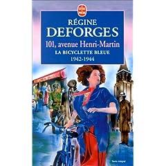 La Bicyclette bleue, tome 2 : 101, avenue Henri-Martin