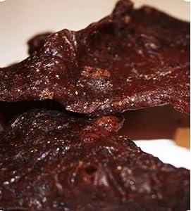 Bulk Beef Jerkys Sweet-n-hot Beef Jerky - 1 Lb from Bulk Beef Jerky