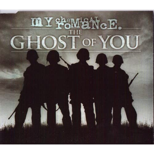 Pin By Molly Boyd On Tattoo Ideas: My Chemical Romance, Ghost Of You