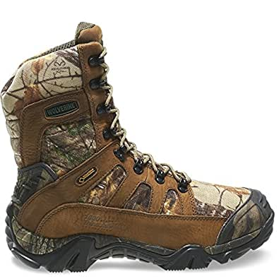 "Men's Wolverine® Ridgeline Xtreme 8"" Hunting Boot (7 M in Real TreeTM Xtra)"
