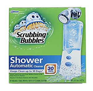 Scrubbing Bubbles Automatic Shower Cleanerstarter Kit 34 Oz Health Personal Care