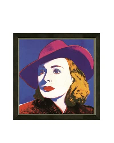 Andy Warhol: Ingrid with Hat As You See